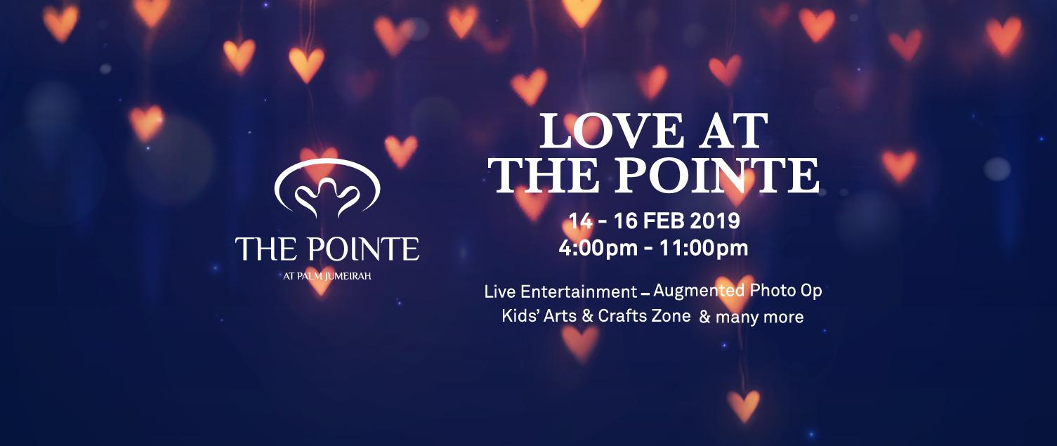 The Pointe Valentine's Offer